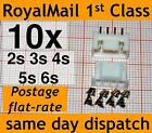 10x JST-XH connector plug 2s 3s 4s 5s 6s Balance Extension male female 2.54mm