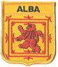 More images of ALBA SCOTLAND LION RAMPANT FLAG CREST FLAG WORLD EMBROIDERED PATCH BADGE