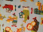 NEW Set of 4 Cute Baby Burp Cloths 100% Cotton Flannel FREE SHIPPING