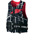 Slippery PWC  Black Surge Neo Vest Life Jacket