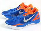 Nike Zoom Hyperdunk 2011 Low Blue/White-Orange Jeremy Lin Linsanity 487638-418