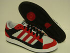 NEW Mens ADIDAS Ronson G06915 Grey Red Black Sneakers Shoes