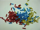 Anodized Coloured Cycle Bike MTB Brake Gear Wire Inner Cable Crimp Ends