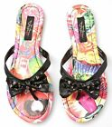 IRON FIST SWEETS FOR MY SWEET WOMEN FLAT SANDAL  (R10C)