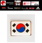 Blitz Sport Metal Lapel Badge - Korea