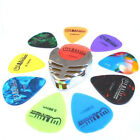 New Gold or Silver Guitar Plectrum Holder - 10 Picks Plecs - Electric Acoustic