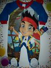 Jake and the Never Land Pirates Sleeper Blanket Size Select Baby Toddler NWT