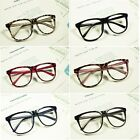 Unisex Retro Designing Black glasses frames Accessories no lenses Fancy Dress