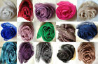 Fashionable Plain Maxi Hijab/Scarf With Lace - Many Colour Listing !! New