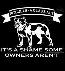 Pitbull Terrier Dog Long Sleeve T Shirt Mens & Ladies Many Colours And Sizes
