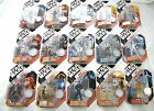 STAR WARS 30TH ANNIVERSARY 2007 ACTION FIGURES - MANY TO CHOOSE FROM ALL MOC! *B