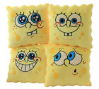 spongebob hold pillow back cushion leaning on Square 4 expression can choose 1pc