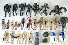 STAR WARS MODERN FIGURES SELECTION DROIDS - MANY TO CHOOSE FROM !    (MOD 5A)