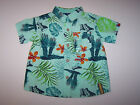 NWT NAARTJIE BOYS GLOBAL SURF WOVEN SHIRT BOGUS