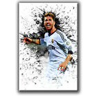 SERGIO RAMOS REAL MADRID - GICLEE CANVAS ART