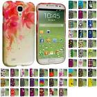 For Samsung Galaxy S4 S IV i9500 Design Hard Snap-On Rubberized Skin Cover Case