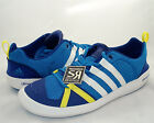 New Adidas BOAT Climacool Water CC Lace Shoes Yellow Blue White Mens Womens