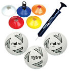 NEW Football Starter Pack Gear - Cheap Football Training Equipment Bundle -