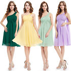 Ever Pretty Hot Womens Short Bridesmaid Cocktail Party Dresses 03537 Size 6-18