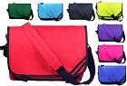 Euro Messenger Bag - 10 Colours - Laptops - Netbooks - Shoulder Tote School