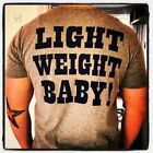 Light Weight Baby T shirt - Bodybuilding T-shirt, training t-shirt