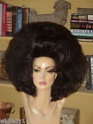 WOW DISNEY SEXY LOOK   WIGS   DARK BROWN SHOWN PCK YOUR COLOR BIG BUBBLE LOOK