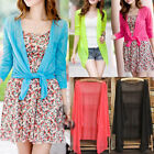 AU SELLER Uneven Hem Soft Open Cardigan Beach Sun Proof Cover Top T114