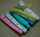 "Soft Clothes Tape Diet Measure Ruler Sewing Dual Sided Standard Metric 60"" 150cm"