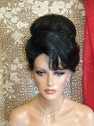 HALLOWEEN SPECIALS VEGAS GIRL WIGS PICK YOUR COLOR FRENCH TWIST WITH A BUN SEXY