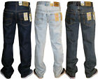 New Mens Lee Cooper Denim Regular Fit Jeans Waist Size 30 32 34 36 38