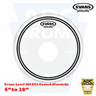 "Evans EC2 Coated/Frosted Snare/Tom Batter Head Level 360 Drum Skins (6"" to 18"")"