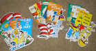 Teacher Resource: Dr. Seuss Reading Bulletin Board Set