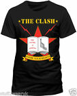 The Clash Know Your Rights T Shirt  Official S M L XL XXL