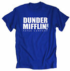The Office Inspired Dunder Mifflin Paper Company Funny T-Shirt New Mens 2 Colour