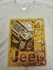 Jeep T-shirt    GET DIRTY
