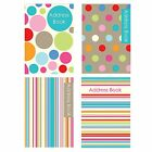 Girls Fashion Mini / Pocket Size A7 Address Book - A-Z Indexed - 100 Pages