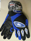 SAVAGE FLITE BMX / MTB / SPORTS GLOVES XS/S/XL Blue NEW