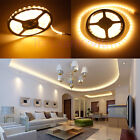 300 Leds 5M/10M Strip Light 5050 SMD Warm White Ribbon Tape Roll Waterproof IP65
