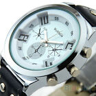 HOT ALL-MATCH ELEGANT MEN WOMEN SPORT BIG NUMBER DURABLE QUARTZ WRIST WATCH BF3K