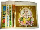 Indian Hindu God Goddess Cotton Tote Shoulder Bag Shopper Shopping School