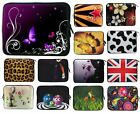 """10"""" 12"""" 13"""" 14"""" 15"""" 17"""" inch Netbook Laptop Sleeve Soft Case Bag Cover Pouch"""