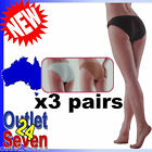 Womens Underwear Briefs Ladies Seamless Panties Black White Beige 8 10 12 14 16