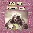 """It's All About Me"" magnet by Primitives by Kathy"