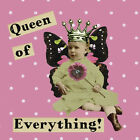 """Queen of Everything"" magnet by Primitives by Kathy"