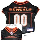 Cincinnati Bengals NFL Dog Pet  Mesh Jersey Shirt sizes