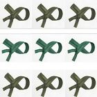 """Wholesale 15-1000 Zippers 22""""/56cm Green s Closed End Invisible zip"""