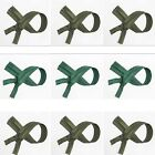 "Wholesale 15-1000 Zippers 22""/56cm Green s Closed End Invisible zip"