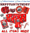 One Direction 1D Birthday Party Theme Items ALL ITEMS HERE Free 1st CLASS POST