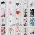 Fashion Pattern Hard Skin Case Cover Back Protector  fits for Apple iPhone 5 5S