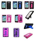 Armor Phone Case with Stand for LG Optimus Showtime L86C